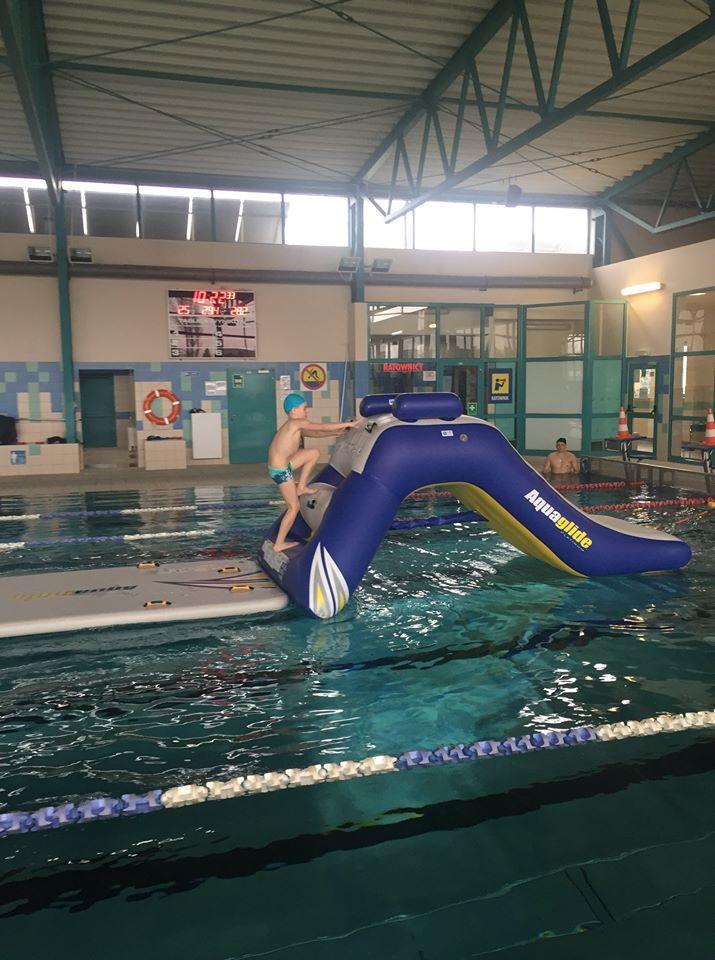 ferie na pływalni