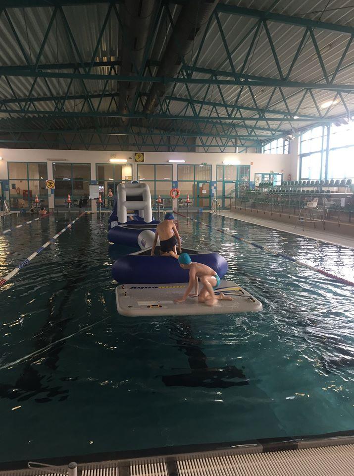 atrakcje na basenie