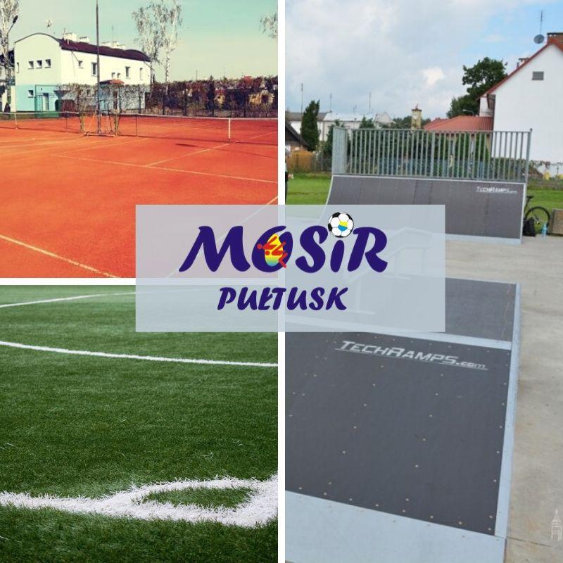 Informacja MOSiR o dostępności obiektów sportowych