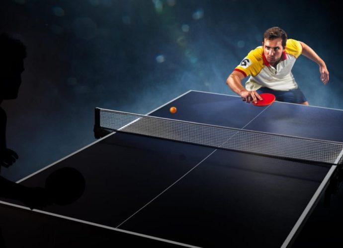 Zdjęcie poglądowe tenis stołowy
