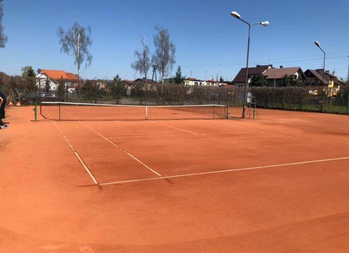 zdjęcie tenis ziemny